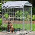 Temp Welded Dog Enclosures, Dog Panels