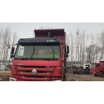 Camion à benne basculante HOWO 6 * 4 371HP d'occasion