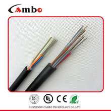 Low Insertion Loss and Hight Return Loss Optic Fiber Cable Price per Meter 48 Core In CATV Networks