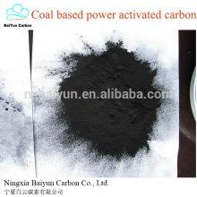 Decolorization Drug Purity Carbón activado a base de carbón en polvo Precio