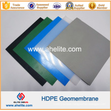 Thickness 0.2 to 2.5mm LLDPE LDPE PVC EVA HDPE Geomembranes Liners