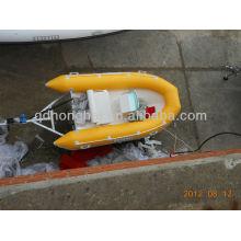 esportes de 2013 barco barco inflável RIB360 com CE