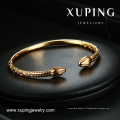 51079 moda dubai pulseira de ouro, 24 k cor de ouro bijuterias