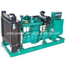 Unite el generador diesel de la energía 80kVA / 64kw por el motor de Yuchai