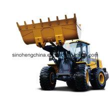 XCMG Earthmoving Machinery Wheel Loaders 5 Ton Lw500fv