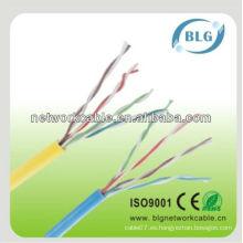 BLG cable de fábrica del cable lan / lan cable / cat5 utp
