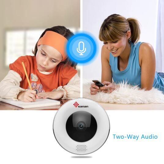 wifi Panoramic camera