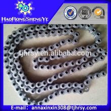 Cortocircuito de la cadena del rodillo del rodillo hueco de la correa 08BHP, 10BHP, 12BHP para la maquinaria del alimento