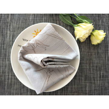 2018 New Design Jacquard Table Cloth