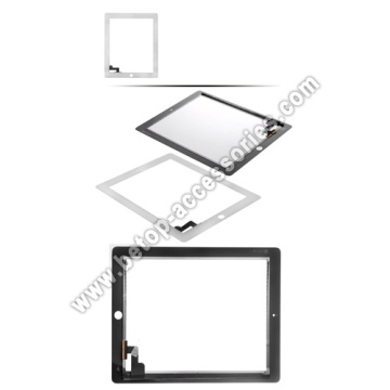 iPad2 numériseurs écran tactile