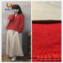 Cotton Linen Fabric for Cloth Garment Dress (GLLMMLP001)