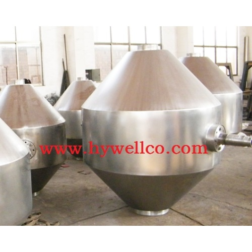 Masterbatch Rotary Vacuum Drying Machine