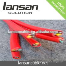 Spécification du câble d'alarme incendie LANSAN prix du fabricant