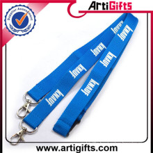 Gold plated lanyard with sunscreen