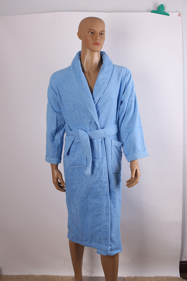 Mens Terry Cloth Robe