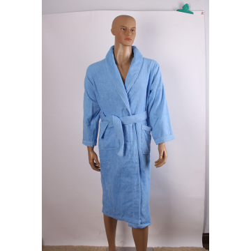 Mens Robes Mens Terry Vải Robe khăn Robe