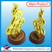 Trofeo de metal de recuerdo personalizado hecho medalla conmemorativa de aleación de zinc Die Cast medalla premio barato para la venta
