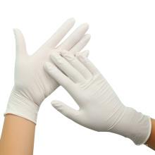 Nicht sterile Latexhandschuhe für medizinische Zwecke