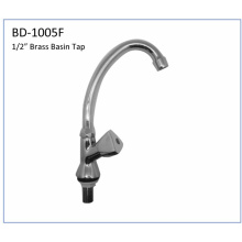 Bd1005f Single Handle Brass Basin Tap
