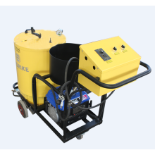 Machine de remplissage de fissure d'équipement d'asphalte 100L