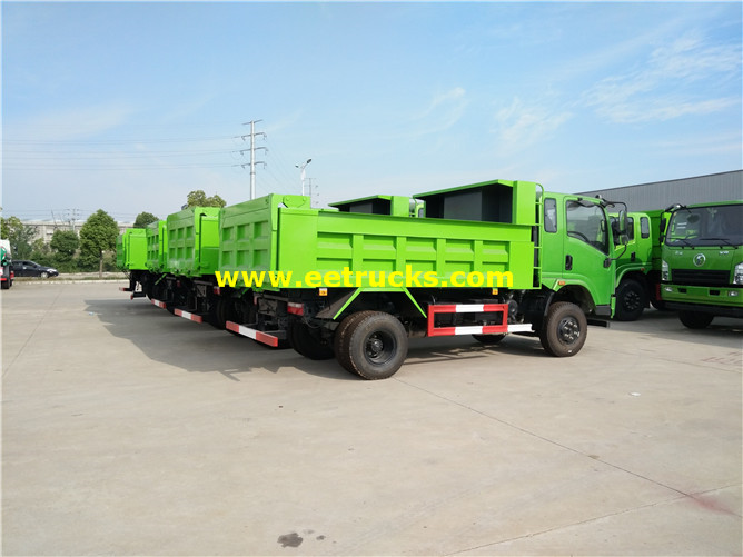 Off Road Tipper Trucks