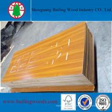 Hot Sale Melamine HDF Moulded Door Skin