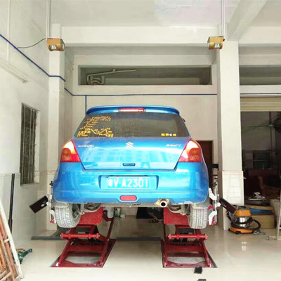 Quick Measurement Wheel Alignment