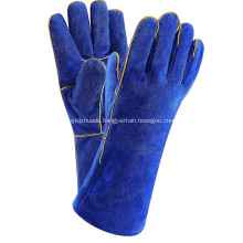 13.4 Inch Mig Tig Leather Welding Gloves