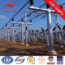 Transmission and Substation Steel Tubular Structures