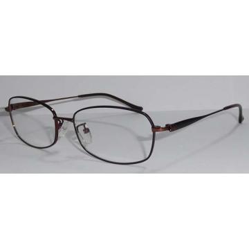 Montura de gafas ópticas de moda para mujer