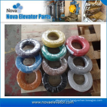 12*0.75 elevator electrical wire flat cable, Elevator Cables, flat wire power cable