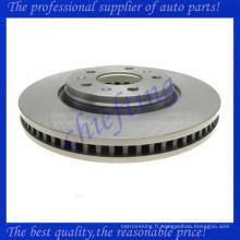 88964102 18060686 19287162 disques de frein de voiture rotors pour cadillac cts