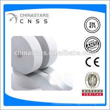 Fita retardante de chama de algodão, fita retardante de chama EN533, fita retardante de chama de alta visibilidade