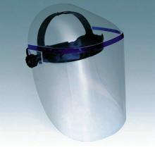 Полноугольная защита Прозрачный козырек для лица