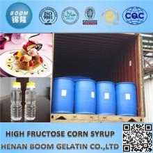 Maissirup F55 mit hohem Fruktosegehalt und HACCP-Zertifikat