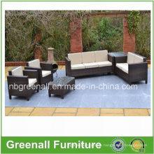 Nuevo diseño de sofá de importación de muebles de jardín