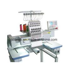 Вышивальная машина с одной головкой для настольной крышки (TLC-1201)