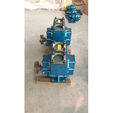 YHCB arc gear pump oil truck pump gear