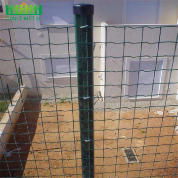 PVC Coated Anti Corrosion Welded Euro Fence