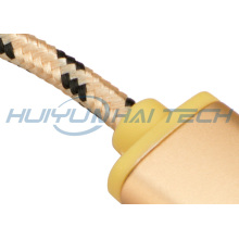 High Density PP Cotton Braided Sleeve