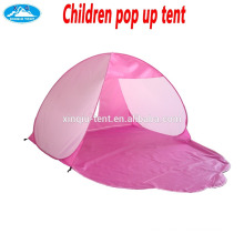 good quality pink children pop up tent