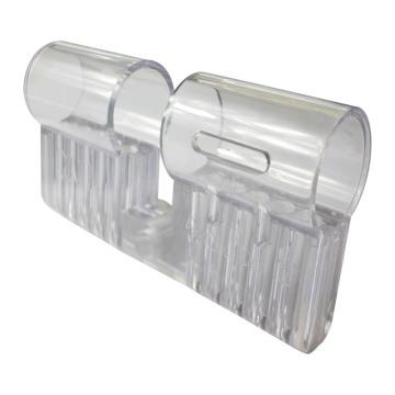 Molde / molde / protótipo plásticos preciosos no material claro do Pcl (LW-03644)