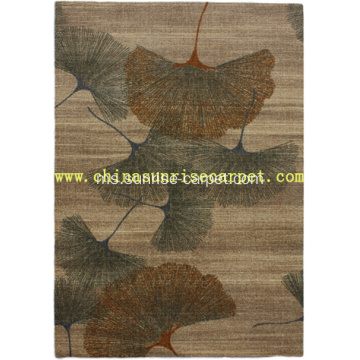 Reka bentuk Popular Nylon Printing Carpet