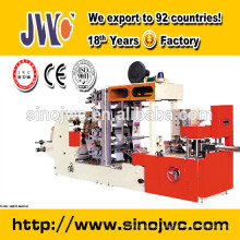 Tissue Napkin Machine with Four-Color Printing(CE Approved)