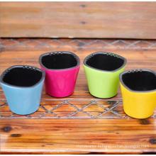 (BC-F1031) Fashionable Design Plastic Self-Watering Flower Pot