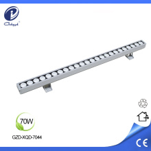 70W Linear Led Wall Washer luces RGBW IP65