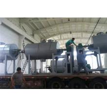 Batchwise Stainless Steel Made Vacuum Rake Dryer Machine
