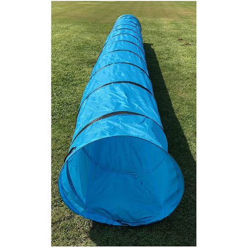 EASTONY ET-720072, 18 Ft Dog Agility Training Offener Tunnel