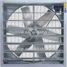 Système de ventilation de ventilateur de ferme de volaille