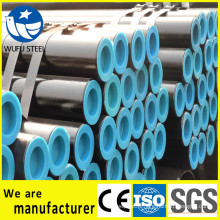 High Quality Black Welded Oil And Gas Pipeline